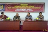 WORKSHOP PENYUSUNAN PROFIL PKM UNESA